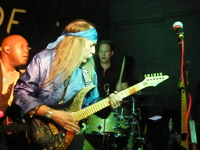 Uli Roth Ipswich 9 Sept 2012
